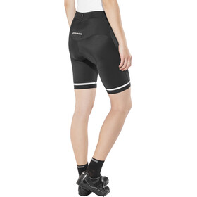 Etxeondo Koma Korte Broek Dames, black/white